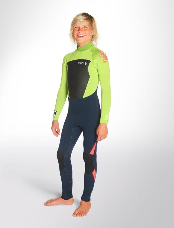 C-Skins Kids 4mm Wetsuit