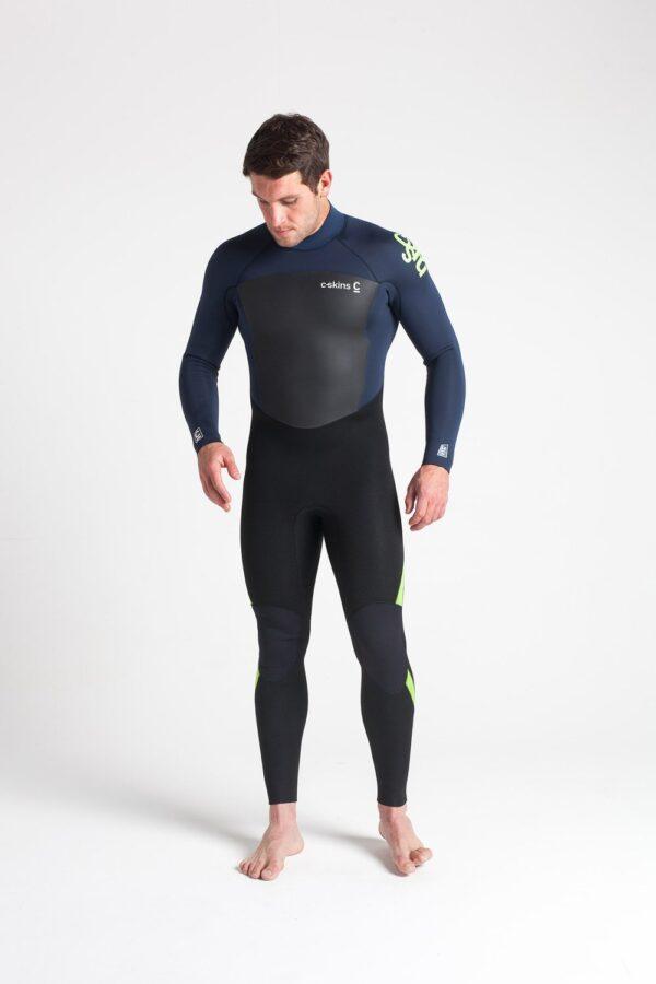 C-Skins Mens Legend 4mm Wetsuit