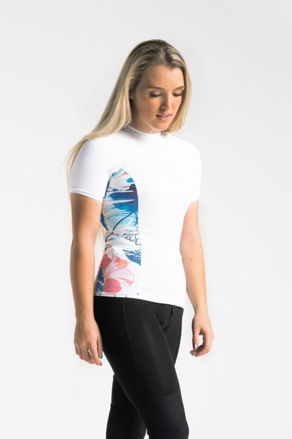 C-Skins UV Skins Premium Women's Short Sleeve Vest