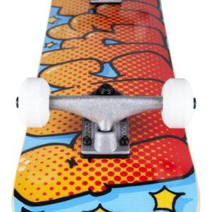 Rocket Bubbles Skateboard Complete